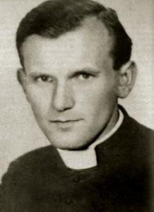 Padre Karol Wojtyla
