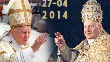 Canonizzazzione Giovanni Paolo II