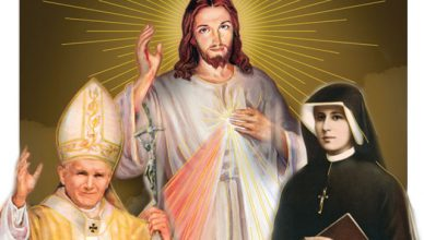 Divina misericordia - Giovanni Paolo II
